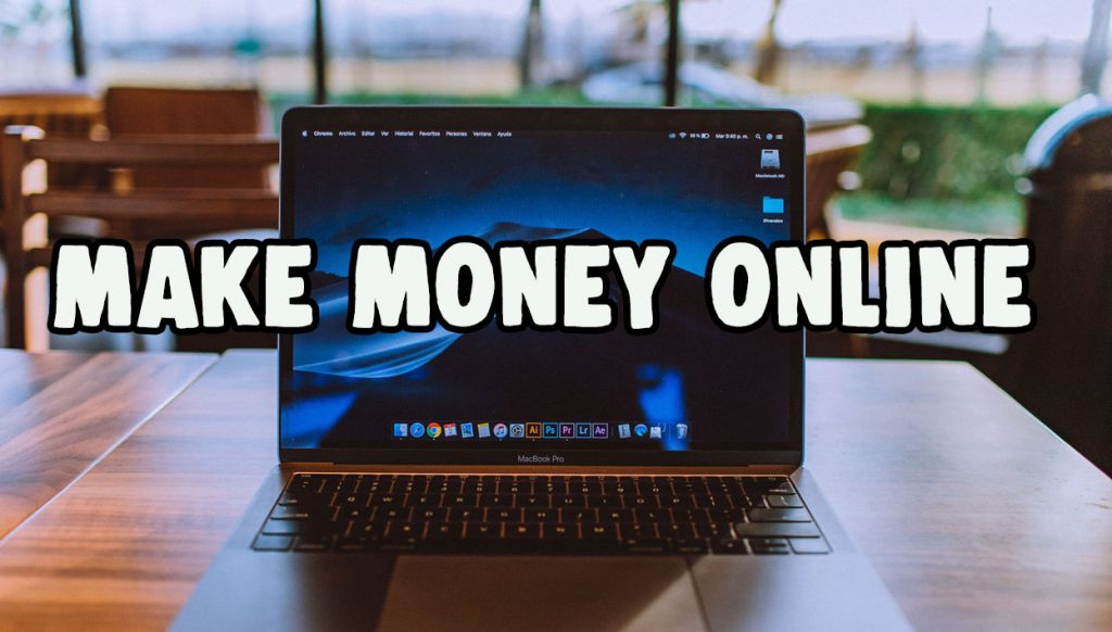 how to make money online without paying anything
