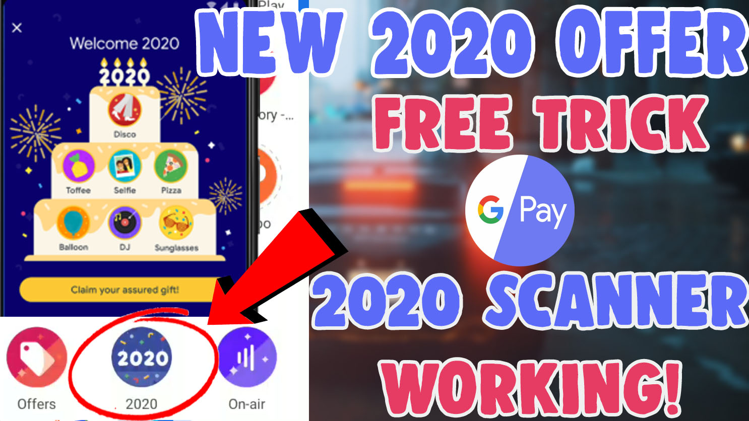 google pay 2020 cards