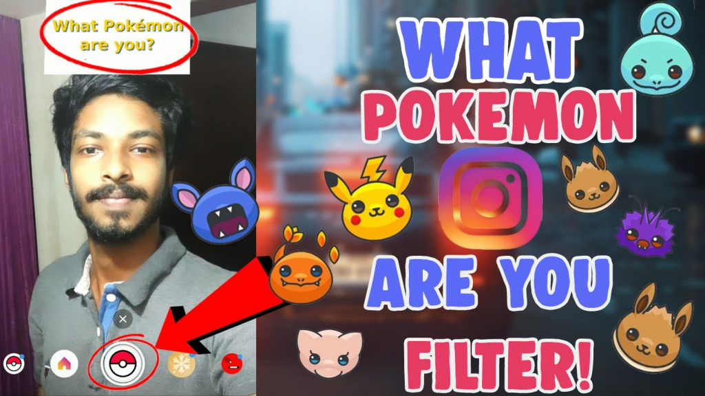 what pokemon are you instagram