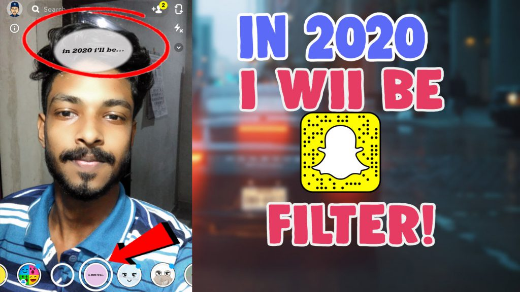 in 2020 i will be filter snapchat