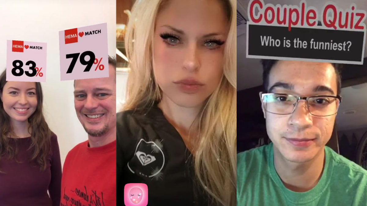 Get Catfish Couple Quiz Filter And Who Is More Likely Instagram Filter And Tiktok Salu Network