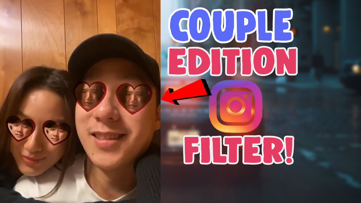 couple edition instagram filter
