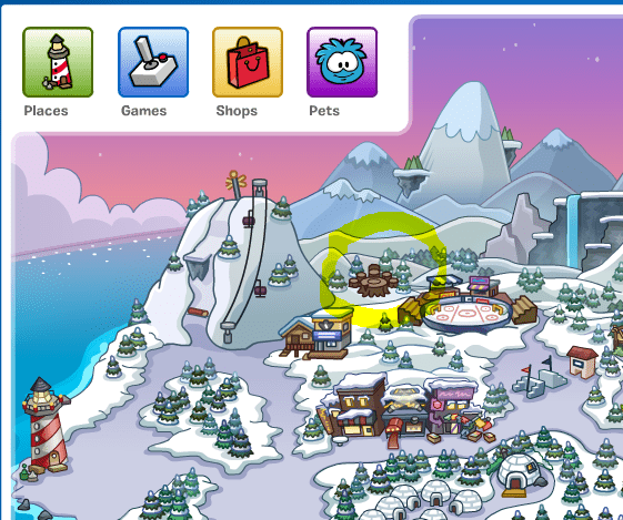 how to get puffle on club penguin