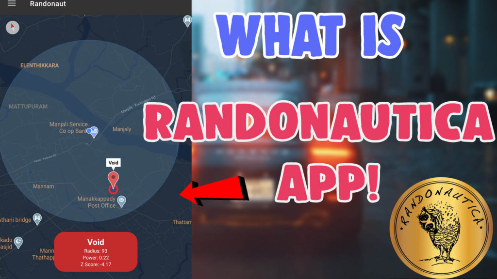 what is randonautica app how to use