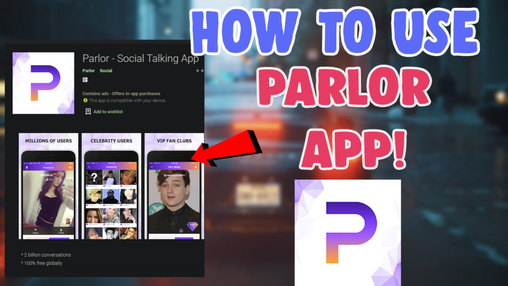 parlor app ios android review