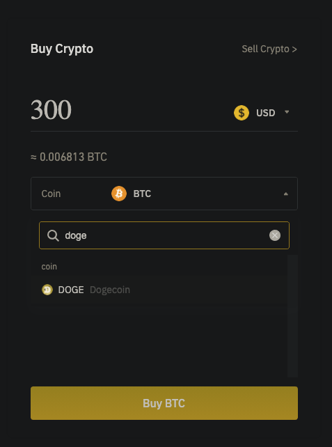 how to buy dogecoin with usd bitcoin