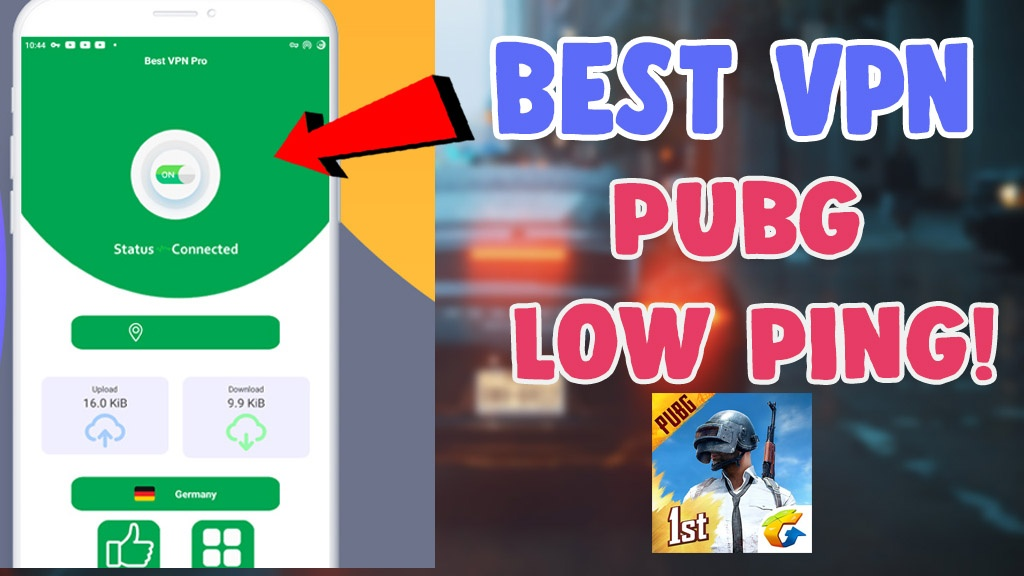 best vpn pubg mobile lite