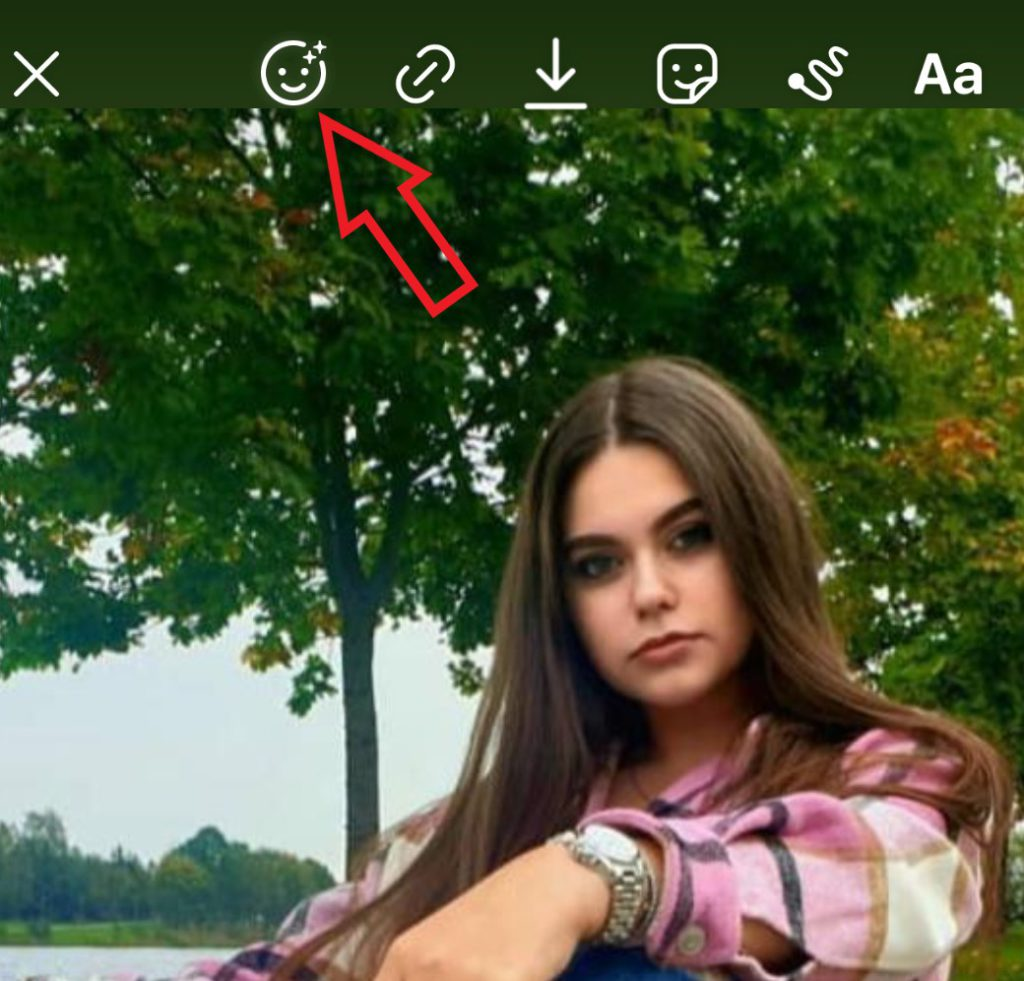 add instagram filter to existing photo video