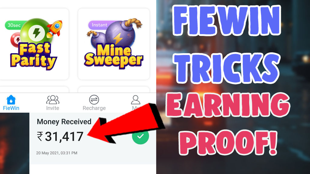 how to use fiewin mantri malls prediction app winning trick