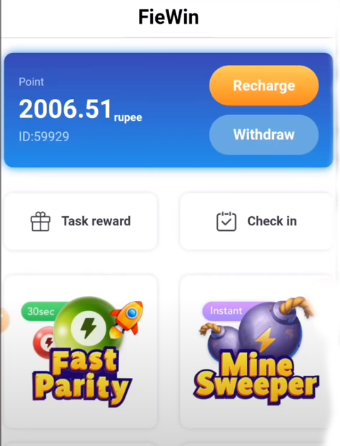how to use fiewin app winning tricks