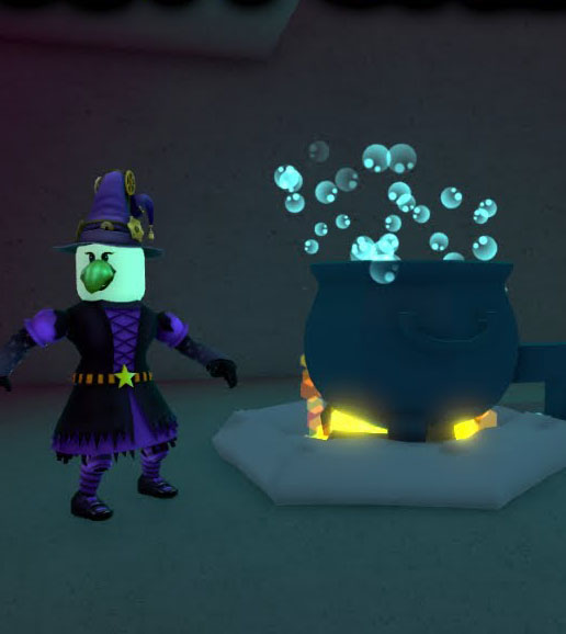 get new item witches brew wacky wizards quest location
