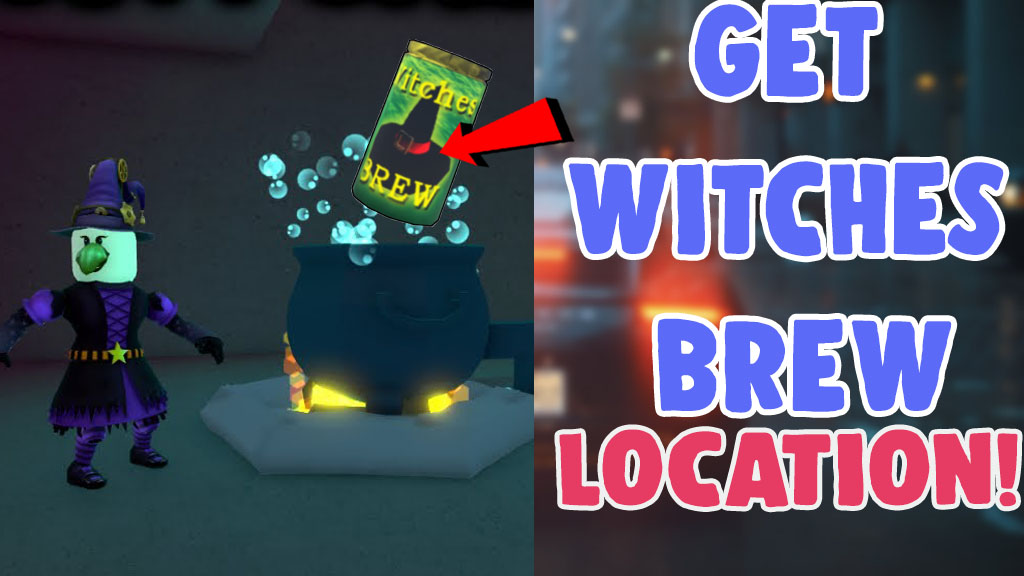 get witches brew in wacky wizards