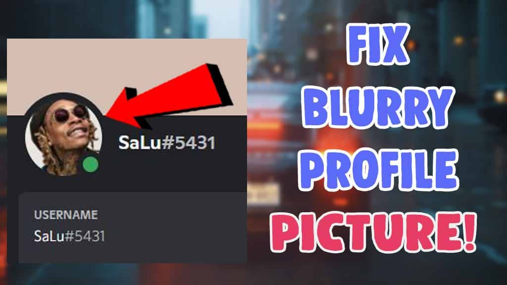 discord blurry pfp fix ios android