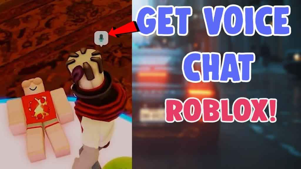 how to get voice chat on