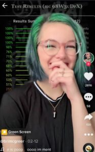 what is kink test on tiktok and how to do it